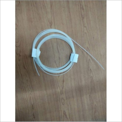 White Nylon Fishing Line