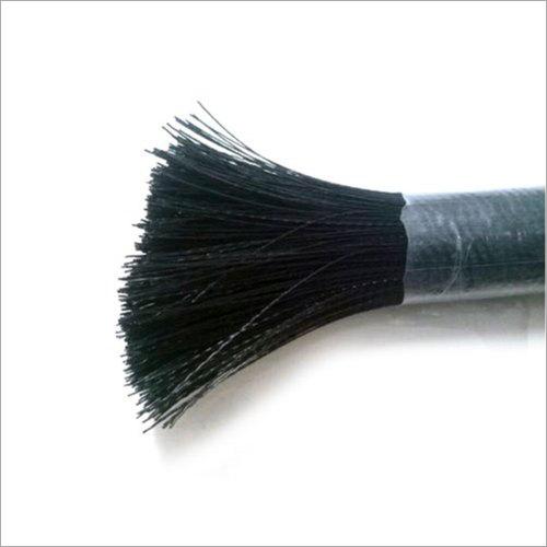 Black Nylon Bristle