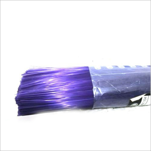 Purple Nylon Bristle