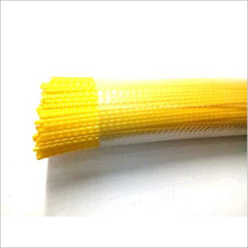 Yellow Polypropylene Bristle