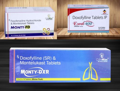 Respiratory PCD & Pharma Franchise