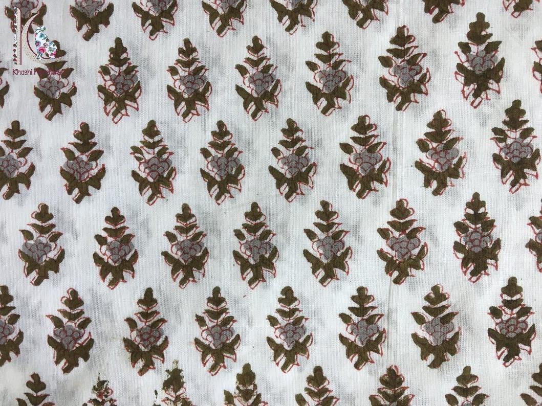 Jaipur Print Cotton Fabric