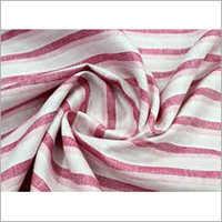 Linen Striped Shirt Fabric