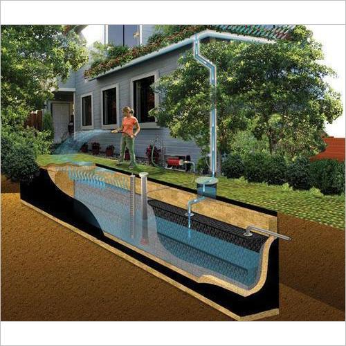 Rainwater Harvesting Consultants