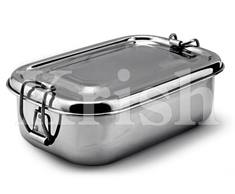 Bento Rectangle Lunch Box- Single