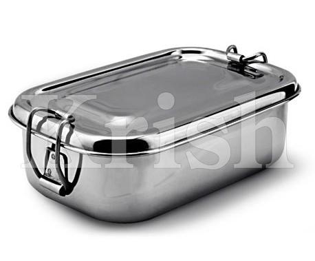 Bento Rectangle Lunch Box- Single