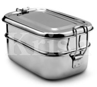 Bento Rectangle Lunch Box- Twin