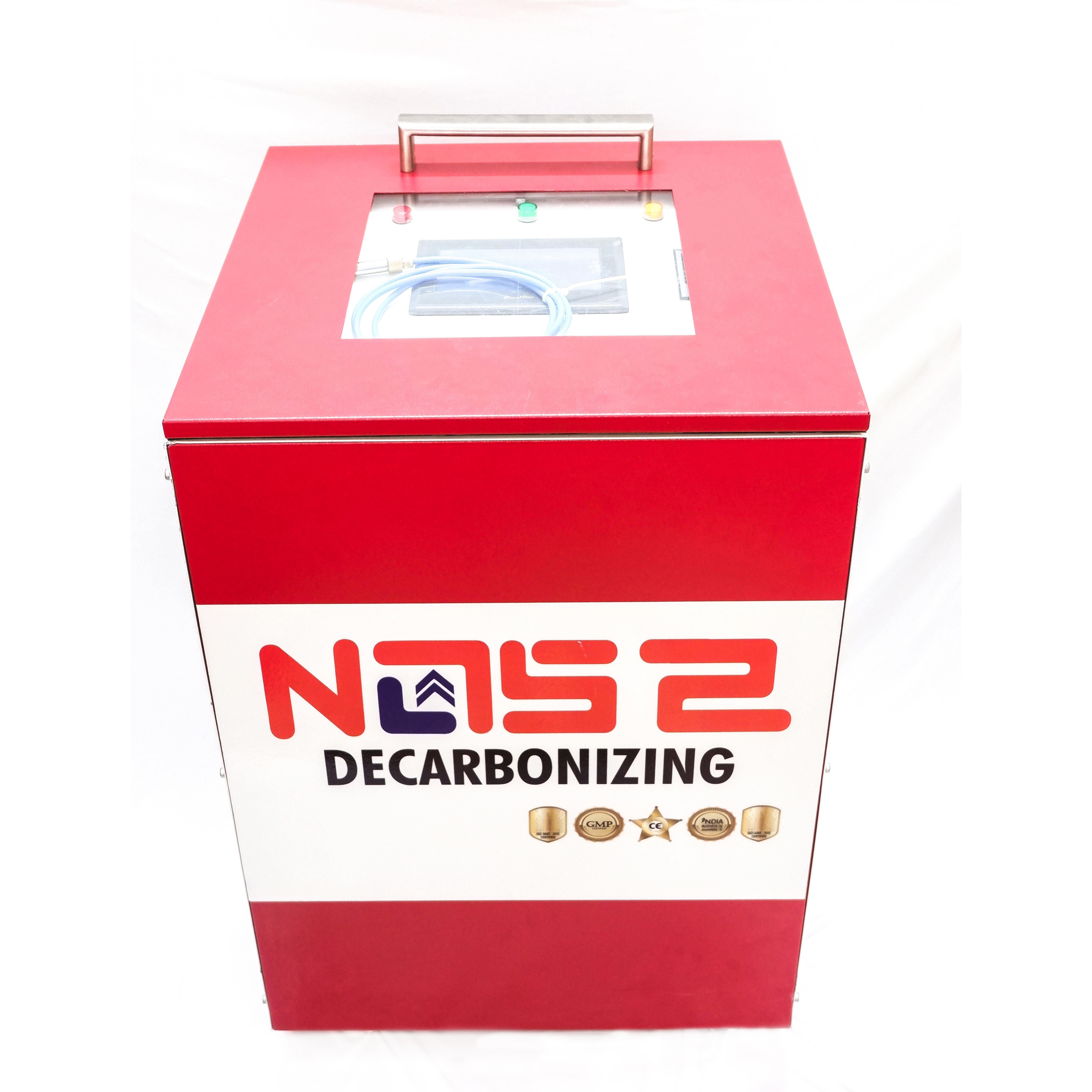 NOS2 Decarbonising Machine