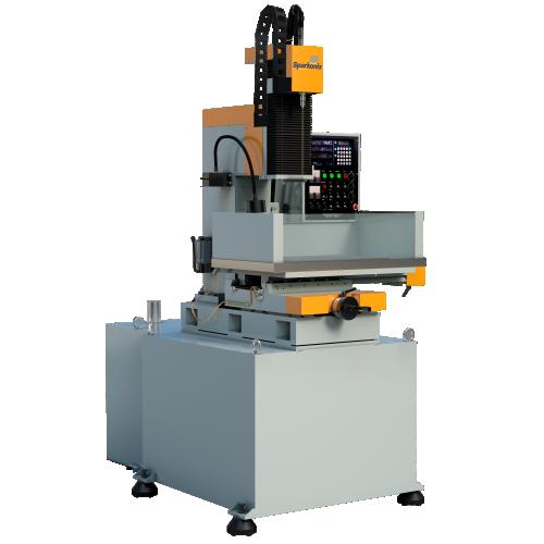 EDM drill machine job work