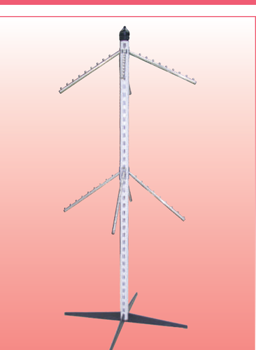 Tie stand