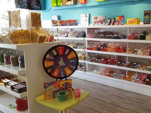 Lovely Sweet Candy Shop Display Cabinet-KSL SHOP FITTINGS