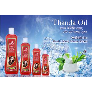 Thanda Hair Oil