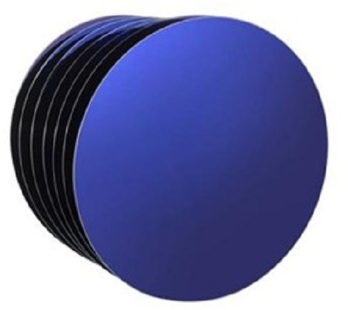 Silicon Wafer Intrinsic : Diameter-2 inch