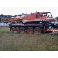 Industrial Mobile Tower Crane