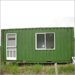 Steel Portable Office Container Cabin