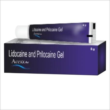 Lidocaine and Prilocaine Gel