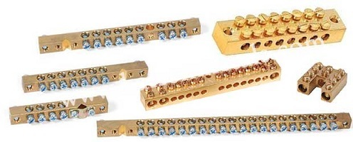 Brass Electrical & Electronic Parts