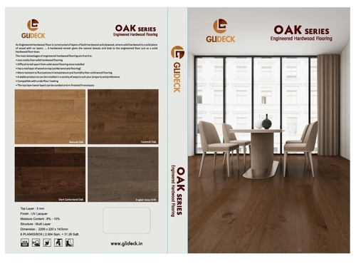 Engineered Hardwood Oak Series