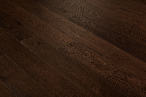 Dark Carbonised  Engineered Oak -05