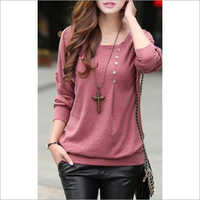 Women Full Sleeves T-Shirt