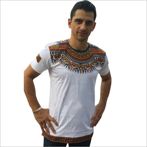 Mens Dashiki T-Shirt