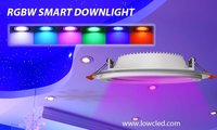 40W 600*600 RGBW Smart panel lighting Bluetooth Wifi Alexa voice control smart led panel 600x600
