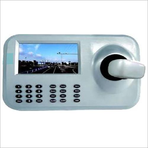 Security Camera Controller With Joystick