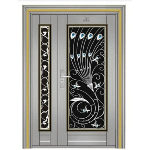 SS Designer Door