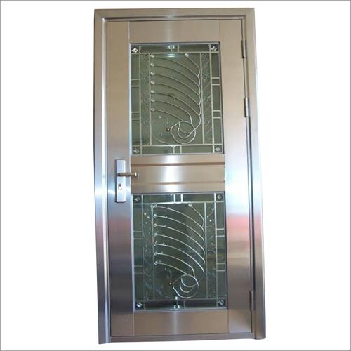SS Fancy Door