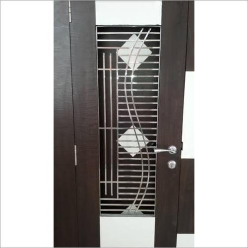 SS Grill Door