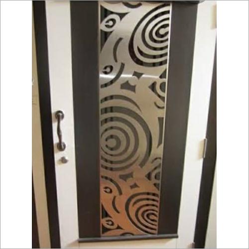 SS Entrance Door