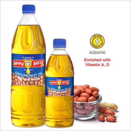 Cooking Groundnut Oil