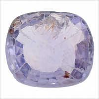 Blood Blue Sapphire Gemstone