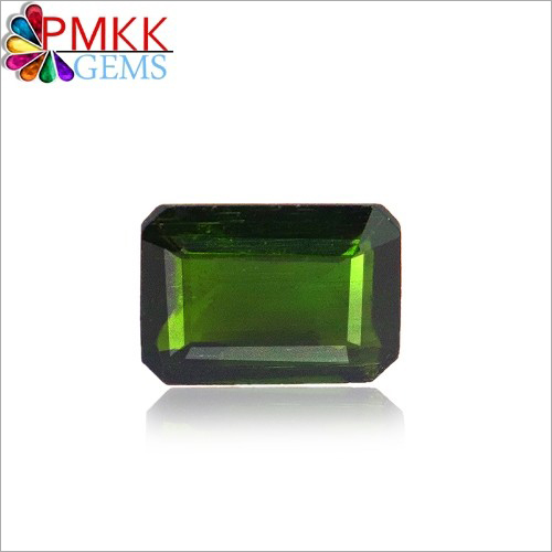 Green Tourmaline Gemstone