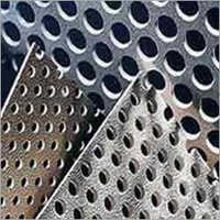 Stainless Steel Preforated Sheet