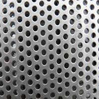 Perforated Hole Sheet