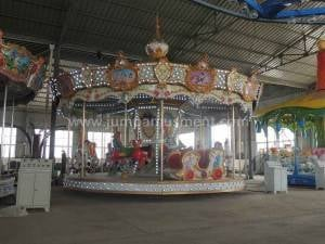 Carousel Playground Equipment