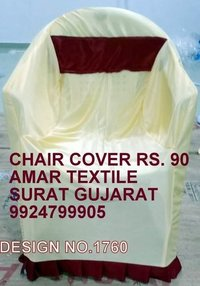 Designed Chair Cover