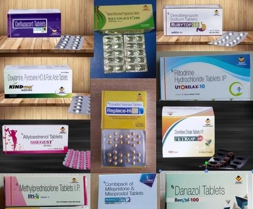 Hormonal & Woman Care Medicines PCD & Franchise