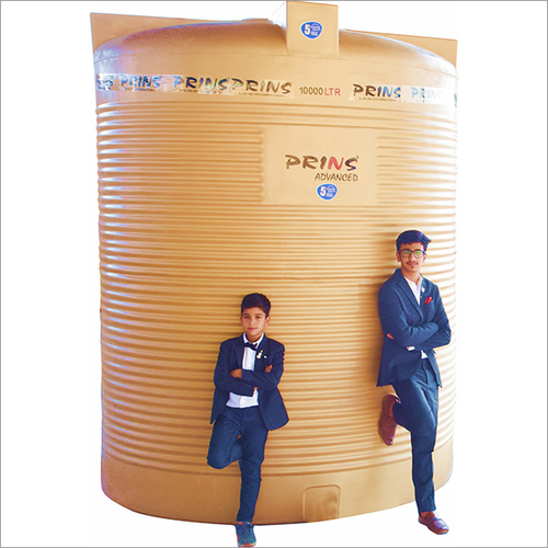 5 Layer Water Golden Tank