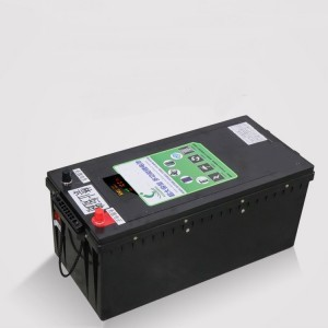 Rechargeable lithium battery 12v 300ah for motor home