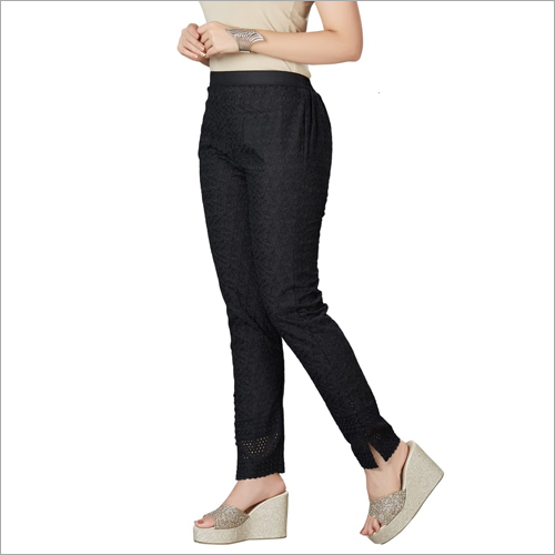 Ladies Chikan Pants