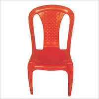 Plastic Chair Without Armrest