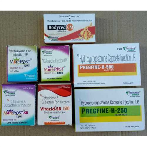 Pharmaceutical Injectables PCD & Franchise