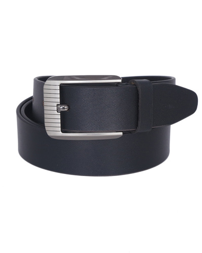 Mini Black Leather Belt