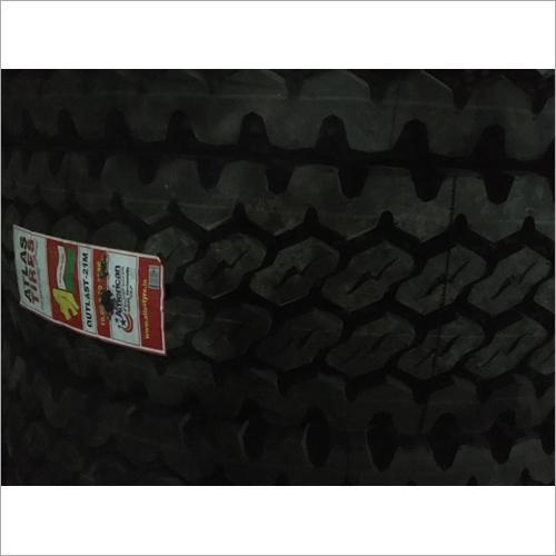 Atlas Vehicle Tyre
