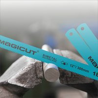 Hand Hacksaw Blades - Magicut - Bimetal High Speed Steel