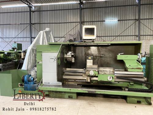 OMG CNC Lathe Machine