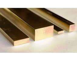 Brass Flat Bars