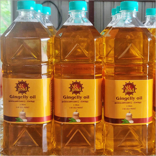 Gingelly Edible Oil